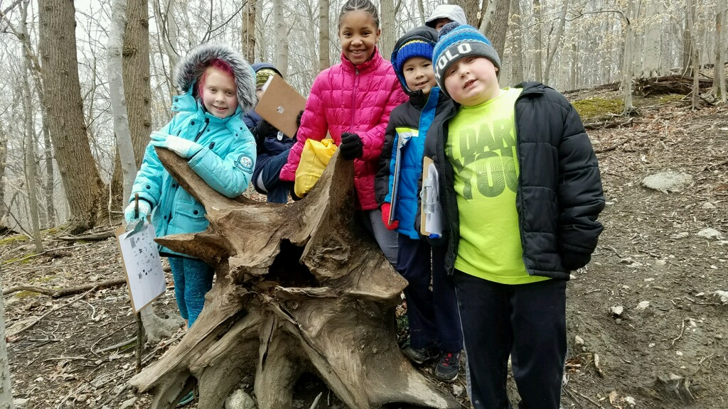 School's out – nature fun in